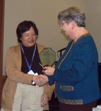 2010 Awardee - Susan Dean
